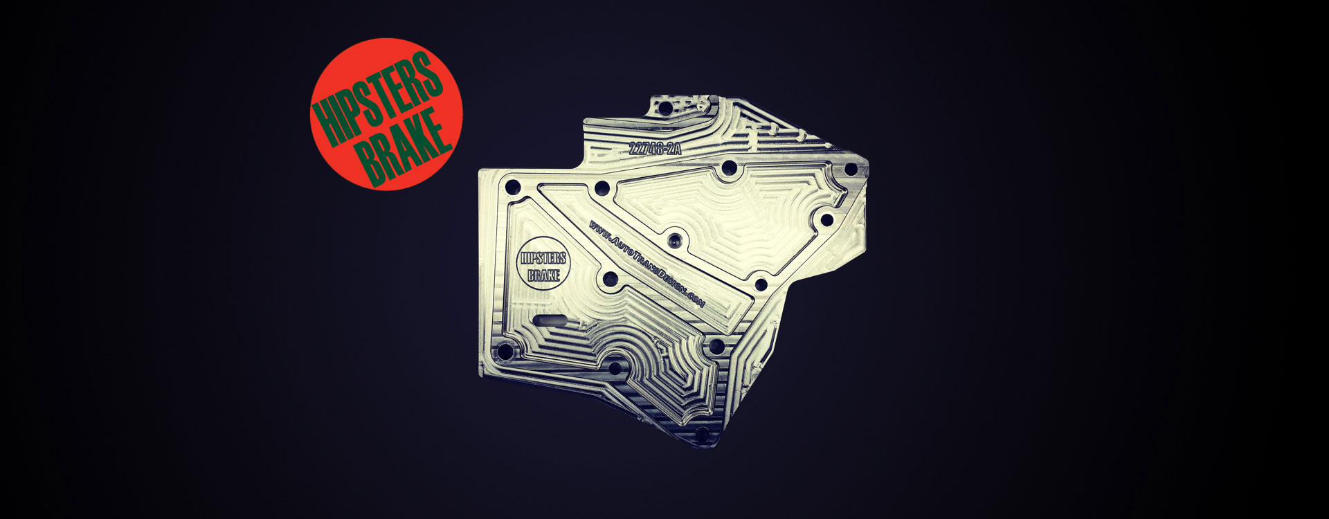 ATD Brand New Billet Aluminum Hipsters Transbrake Valvebodies for Turbo 400 banner image